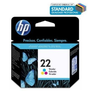 Cartucho HP 22 color 6ml C9352AB