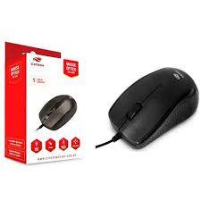 Mouse C3 Tech USB Preto - MS-25BK