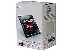 PROCESSADOR AMD A4 6300 3.7GHZ SOCKET FM2 1MB CACHE