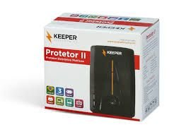 Protetor Eletrônico 115v 500va Preto - Keeper