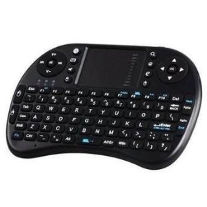 Mini Teclado Wireless Keyboard Mouse Smart Tv Samsung Lg