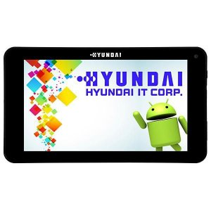"Tablet Hyundai Maestro Tab HDT-7433X 8GB de 7.0"" 2MP/VGA OS 7.1.2 - Preto"