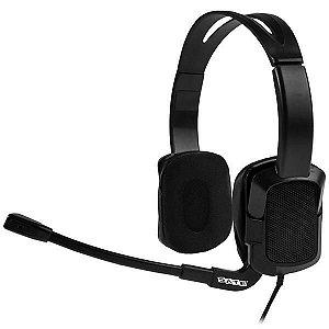 Headset Satellite AE-337 com Microfone - Preto