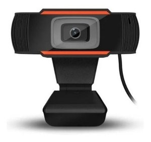 Webcam Usb Full Hd 1080p Com Microfone