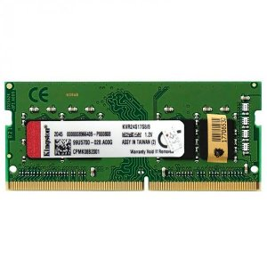 Memória RAM de 8GB para Notebook Kingston KVR24S17S8 / 8 DDR4