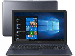 Notebook Asus DC, 4GB HD 500 TELA 15.6