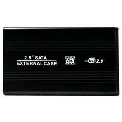 "Case para Hd Externo USB 2.0 2.5"" Sata F-01 - Empire"