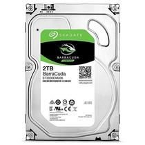 Hd Seagate Barracuda 2tb 2000gb 64mb Sata