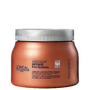 L'Oréal - Absolut Repair Pós Química PRO Spirulin Máscara 500g Série Expert