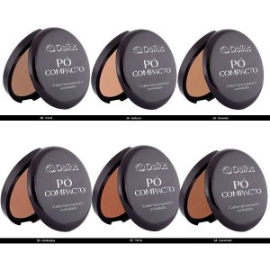 Dailus - Pó Compacto - Cores 10g cada