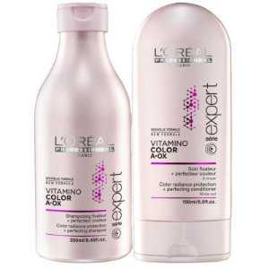 L'Oréal - Vitamino Color A.OX Kit Shampoo 250ml (Vence 3/18) e Condicionador 150ml (Vence 12/17)