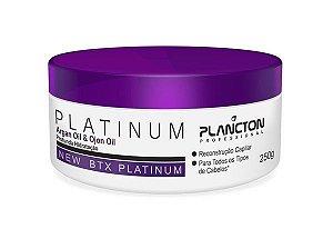 Plancton - Platinum Argan e Ojon Oils Redutor de Volume 250g