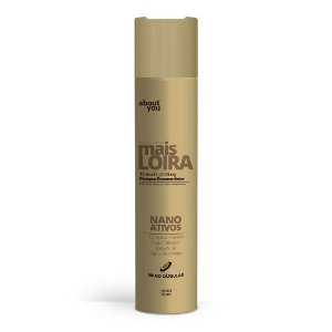 About You - Mais Loira Shampoo Tratamento Desamarelador 300ml