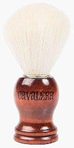 Cavalera - Pincel de Barbear com Cerda Natural
