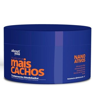 About You - Mais Cachos Máscara com Nano Ativos 250g