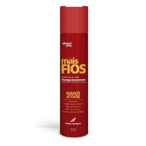 About You - Mais Fios Shampoo com Nano Ativos 300ml