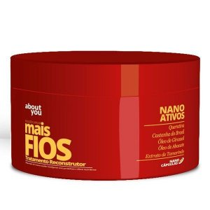 About You - Mais Fios Máscara com Nano Ativos 250g