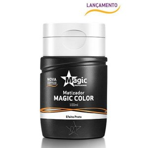 Magic Color - Mini Matizador Tradicional Efeito Prata 100ml