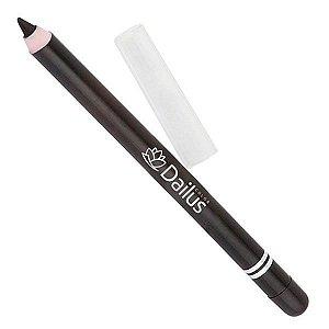 Dailus Color - Lápis Para Olhos Preto 1,6g