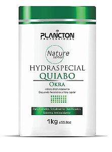 Plancton - Máscara Hydraspecial de Quiabo OKRA Antioxidante 1kg