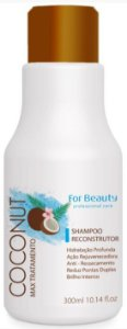 For Beauty - Max Tratament Coconut Shampoo 250ml