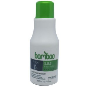 For Beauty - Bamboo S.O.S Reparação Profunda Condicionador 300ml