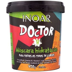 Inoar - Doctor Máscara Hidratação 450g