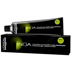L'oréal - Inoa Coloração - Cores 5,32/ 5,35/ 6,32/ 6,34/ 6,42/ 6,53/ 7,31/ 7,35