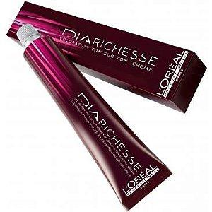 L'Oréal - Dia Richesse Tratamento Tonalizante Cores 8.31/ 9/ 9.01/ 9.02/ 9.11/ 10.12