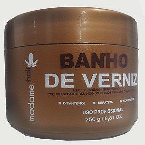 Madame Hair - Banho de Verniz 250g
