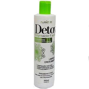 Plancton - Detox Shampoo Oxigenação Capilar 250ml