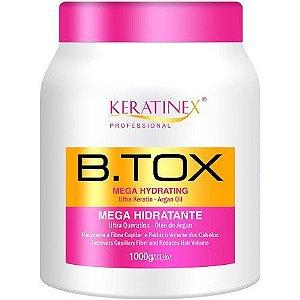 Keratinex - Creme Alisante B-tox Mega Hidratante 1kg