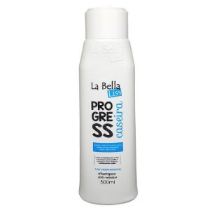 La Bella Liss - Progressiva Caseira Shampoo Anti-Resíduos 500ml