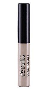 Dailus Color - Corretivo Soft Líquido Cor 02 Nude 4g