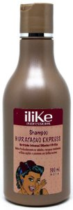 iLike Professional - Hidratação Express Shampoo 300ml