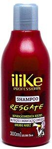 iLike Professional - Resgate Shampoo Reconstrução Intensa 300ml