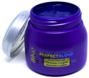 iLike Professional - Perfect Blond Máscara Matizadora 250g