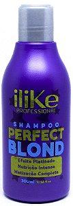iLike Professional - Perfect Blond Shampoo 300ml