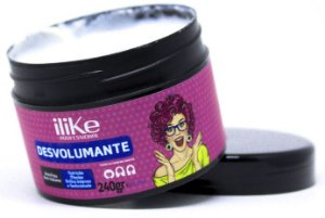 iLike Professional - Desvolumante Redutor de Volume 240g