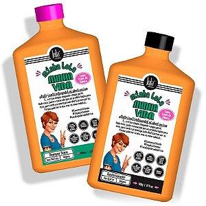 Lola Cosmetics - Minha Lola, Minha Vida Kit Shampoo 500ml + Condicionador 500g