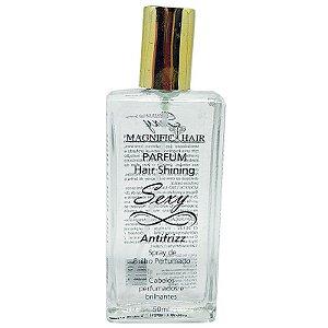 Magnific Hair - Spray de Brilho e Perfume Sexy Hair Shinning Antifrizz 50ml