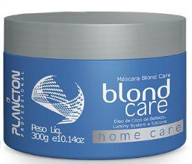 Plancton - Blond Care Máscara 300ml VENCIMENTO SETEMBRO/2017
