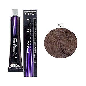 L'Oréal Professionnel - Dialight Tonalizante 8.1 50ml Vencimento 12/2017