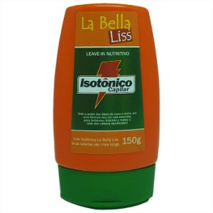 La Bella Liss - Isotônico Capilar Leave-in 150g