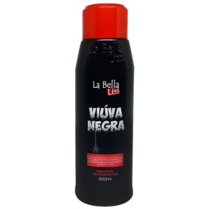 La Bella Liss - Viúva Negra Shampoo Reconstrutor 500ml