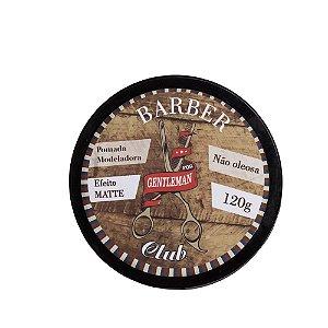 Lattans - Barber Club Pomada Modeladora Efeito Matte 120g