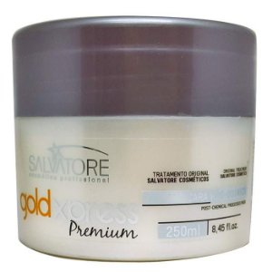 Salvatore - Gold Xpress Premium Máscara Pós Química 250ml