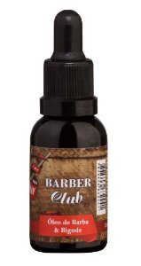 Lattans - Barber Club Óleo de Barba e Bigode 30ml