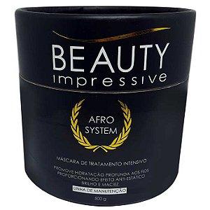 Beauty Impressive - Afro System Máscara de Tratamento Intensivo 500g