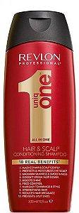 Revlon - Uniq One All In One Hair Shampoo 500ml